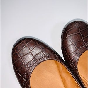Lucky Brand Shoes - Brown leather Lucky Brand flats